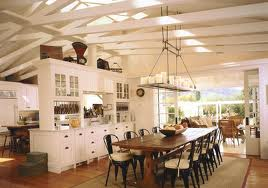 One Popular Trend Today Is To Take Down A Wall Between The Dining Room And Kitchen Make Big Casual Cooking Eating Space Which Can Also Be Used